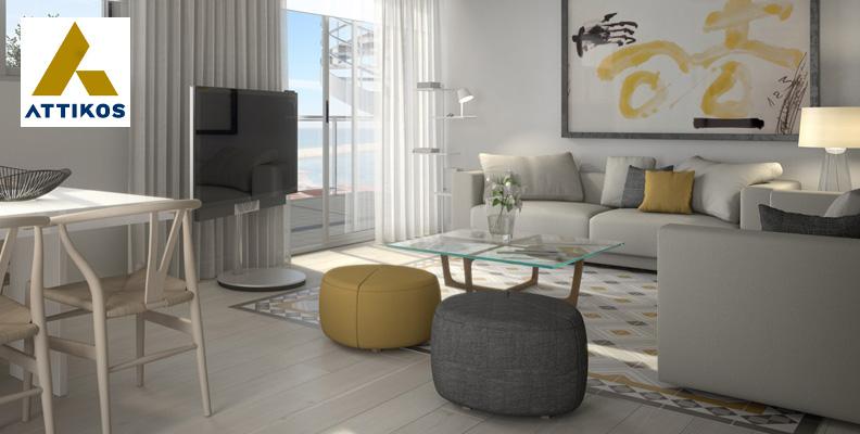 C mo decorar tu apartamento en la playa attikos for Decorar apartamento playa ikea