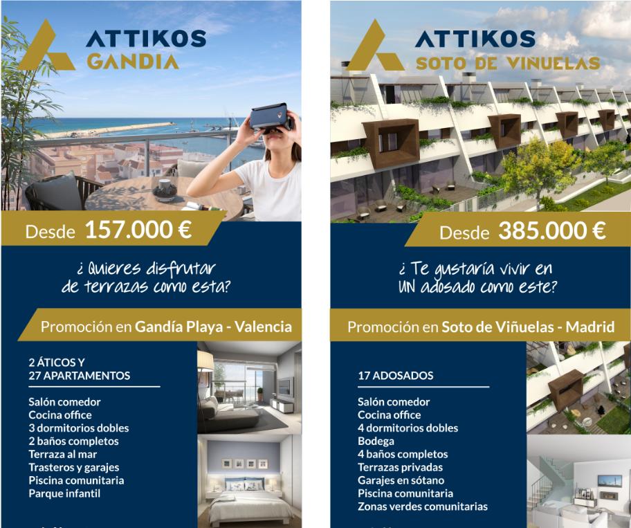 promociones Promotora Attikos