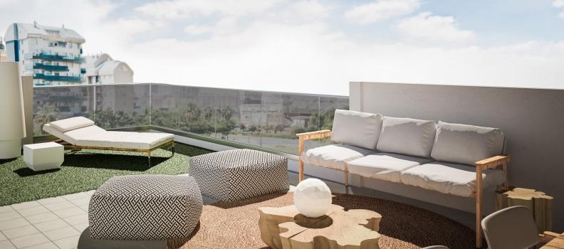 Áticos, ¿por qué son considerados las mejores viviendas del edificio?