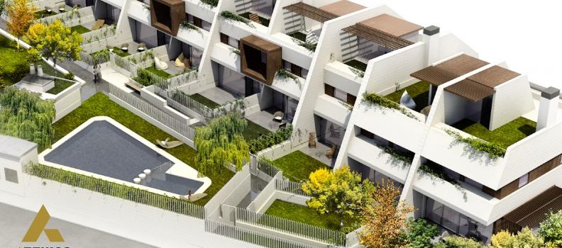 Cómo reconocer una vivienda adosada de calidad