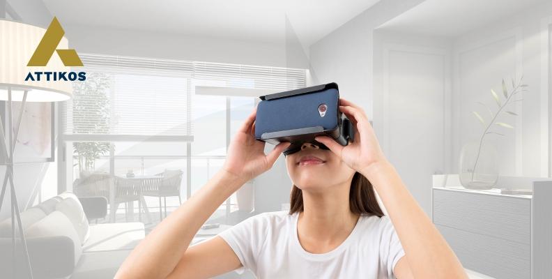 Attikos apuesta por la realidad virtual en la comercialización