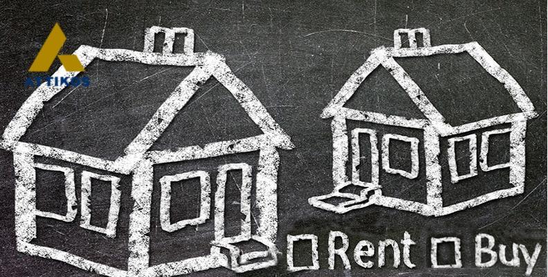 ¿ Alquilar o comprar una vivienda ?