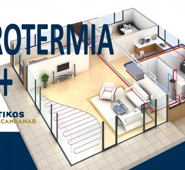 Sistema AEROTERMIA ON+