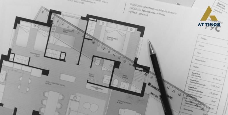 Metros cuadrados, superficies… ¿cómo medir una casa?
