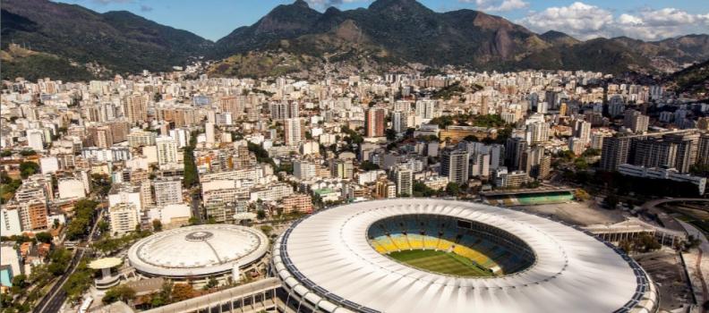Ciudad de Río y las Olimpiadas 2016
