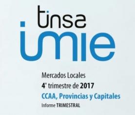 Análisis del Mercado Inmobiliario, de la mano del último Informe TINSA