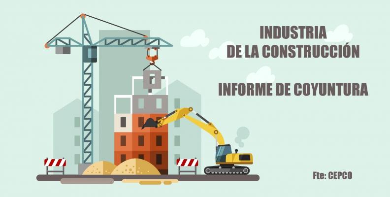 La industria de la construcción y su análisis coyuntural